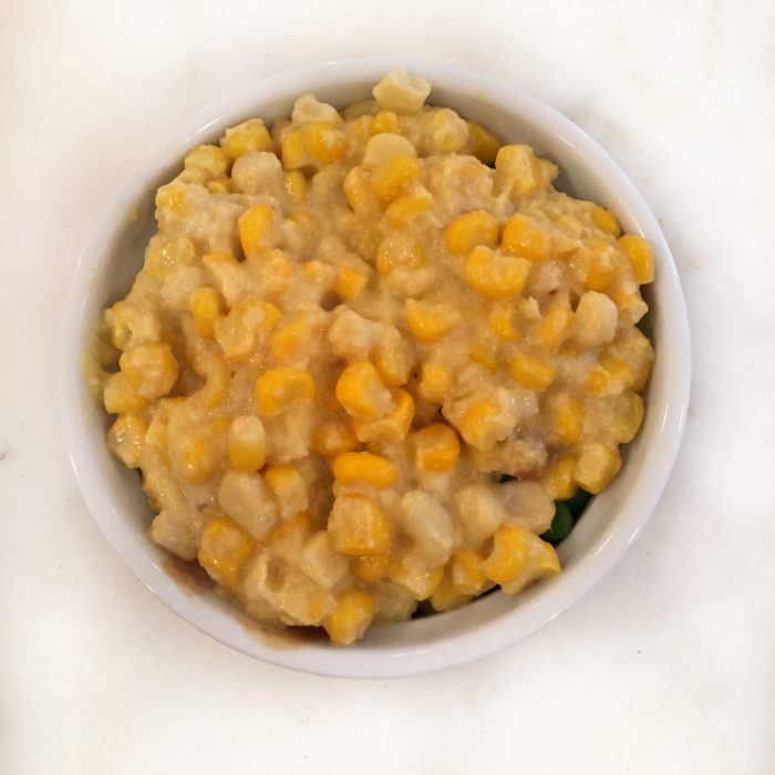Creamless 'Cream' Corn