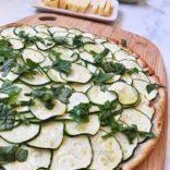 Tartes aux Courgettes (Zucchini Tart)