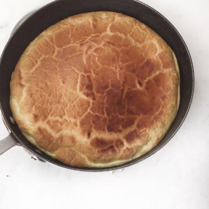 Omelet Soufflé