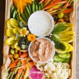 Make It Easier #6: The Vegetable Platter