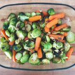 Simply Roasted Veggies
