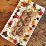 Greek-style Meatballs