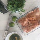 Lime-Cilantro Chicken