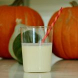 Pumpkin-Orange Smoothie