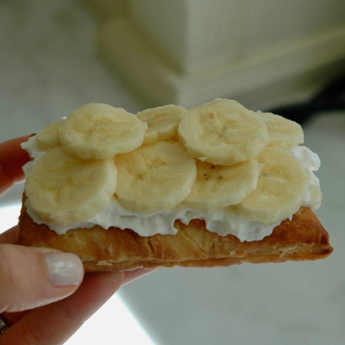 Banana Tartlet