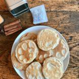 Chai Spice Pancakes