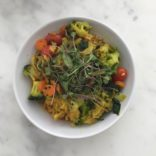 Veggie Curry Bowl
