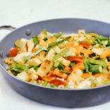 Couscous and Grilled Veggies