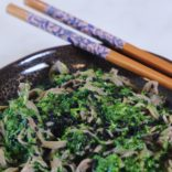 Asian Pesto Ramen