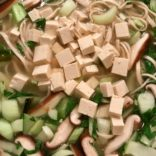 Japanese Udon soup