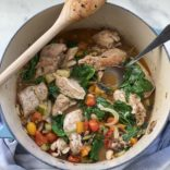 Easy spring chicken