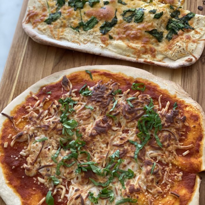 Homemade Pizzas