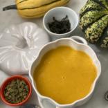 15 minutes pumpkin soup